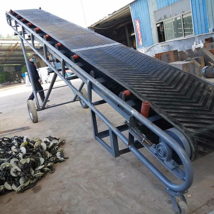 皮带输送机伸缩 食品级皮带输送机 QA2