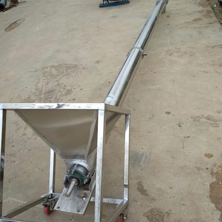 特价螺旋提升机 不锈钢螺旋输送机 QA2