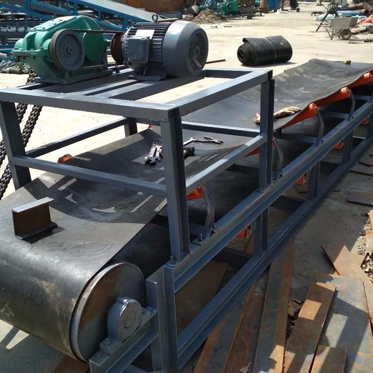 皮带输送机装车 升降式皮带输送机 QA2