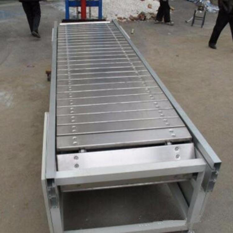 平板链板输送机 板链提升机厂家 QA2
