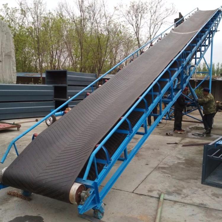 玉米装卸皮带机 输煤皮带机厂家 QA2