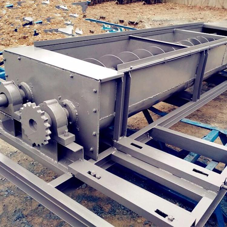 不锈钢螺旋上料机 水泥粉螺旋输送机 QA2