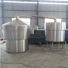 酿酒设备厂家 曲阜生料酿酒设备 苞米酒烧酒设备 电加热酿酒设备
