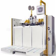 厂家供应 纸箱机械 纸板粘箱机 2800型半自动粘箱机 纸包装机械