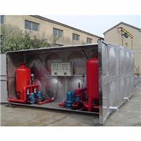 南通箱泵一体水箱 消防水箱 上门测量安装