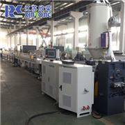 PE PP 塑料管材生产线 塑料管材挤出设备 管材设备