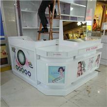 双面彩妆柜彩妆中岛柜彩妆柜台展示柜化妆品展示柜美容护肤品展柜