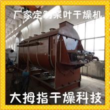 浮石粉专用干燥机、浮石粉专用空心桨叶干燥机