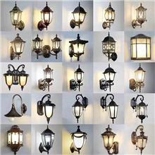 灯具照明_室外太阳能壁灯_欧式复古壁灯_重庆壁灯厂家