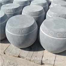 批发雕刻花鼓 阻车障碍石墩适用于人行道广场艺鼎异形花岗岩厂家