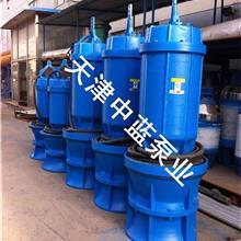 耐磨铸铁潜水轴流泵品牌