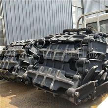 供应矿山铲车用轮胎保护链 60装载机防滑履带板 厂家现货