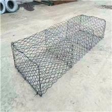 厂家销售拼接式装石头笼子 防汛石笼网 石头塑形石笼网厂家批发价