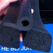 三元乙丙橡胶密封条 海绵发泡密封条 耐高温阻燃密封胶