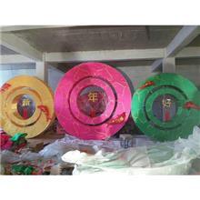 春节大型花灯 彩灯 制作灯会展场景园林节日场景布置民间工艺品