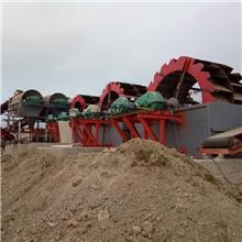 高岭土洗沙机 上门安装调试 湖南洗砂机厂家