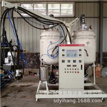 高回弹扶手箱聚氨酯发泡机 自结皮摩托车座垫生产设备 生产线定制