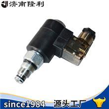 插装阀二位二通电磁阀DHF08-220C锥阀型液压方向阀厂家T4-1插孔