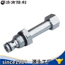 插装阀二位二通电磁阀DHF08-228双向常闭T4-1美制插孔可定制液压