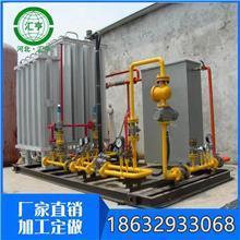 CNG减压撬设备 燃气调压器调压计量供气设备 汇亨气体厂家直销 调压撬 气化调压撬