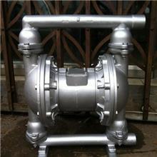 第三代气动隔膜泵QBY3-15粘胶泵 膜片泵 厂家直销