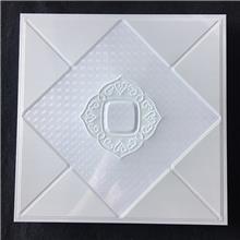 批发 铝制天花板 厨卫拆迁板扣板 临沂的工厂 申华装饰 理塘