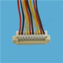连接器和线束 1.25MM耐高温立贴PCB插座头 1.25间距15PIN 线对板连接器