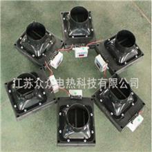江苏众众新风系统辅助加热器 ptc新风电加热器  功率可定制