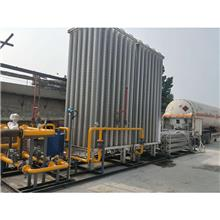 lng气化调压站 lng气化器lng调峰站LNG点供设备