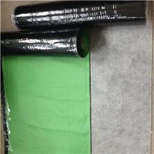 非沥青基自粘胶膜防水卷材 hdpe预铺反粘高分子材料 白砂彩砂无砂