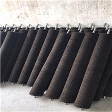 订购抛光磨料丝刷辊_碳化硅磨料辊刷_缠绕式研磨滚刷_可来图定制