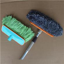 厂家批发棉线洗车刷汽车蜡刷棉线水刷蜡拖拖把洗车刷子 清洁工具