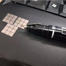 镍钛合金光学狭缝片实验用狭缝片微纳加工微小孔加工源头厂家
