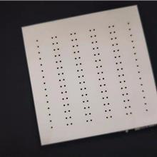 半导体陶瓷激光切割小孔群孔加工