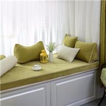 飘窗装饰窗台垫 四季通用飘窗垫 韩式垫子轻奢简约现代房间阳台毯
