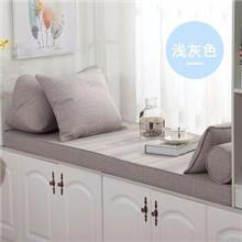 蒙自飘窗垫私人订制 防滑飘窗垫 海绵加厚舒适美观