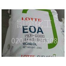 进口韩国LOTTE 乐天聚乙二醇 重庆凯茵化工 原装正品 二元醇代理商