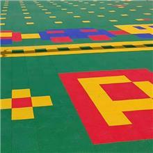 悬浮拼装地板 篮球场悬浮地板 复合地板规格齐全型号标准