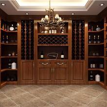 酒柜屏风隔断 私人订制酒柜 古典中式酒柜 批发价格