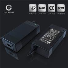 54.6V1.5A锂电池电动车充电器 48V滑板车充电器 UL认证