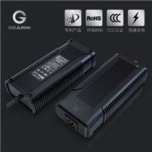 54.6V3A锂电池电动车充电器 48V电动车通用充电器 韩国KC认证