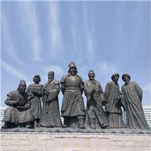 市场供应人物石雕 大型汉白玉人物石雕 宗教供奉祭祀摆件