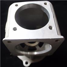 山东济宁铝压铸厂LED球泡灯铝合金外壳成套 led灯铝压铸外壳配件