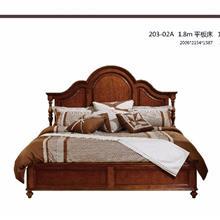 美式梳妆台 美式卧式家具 美式家具定制