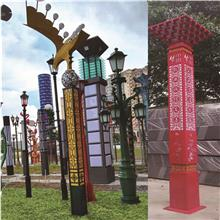 景观灯柱 庭院景观灯 公园led景观灯柱批发 可来图来样定制
