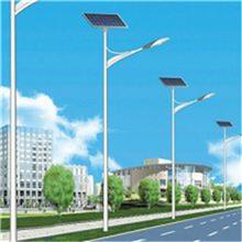 路灯 太阳能灯柱 祥泰来 太阳能户外景观灯特色灯柱 工程定制