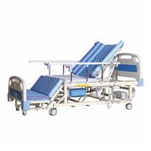 医院电动护理床 病床床头床尾配件 QFXM 病床护理床按摩床