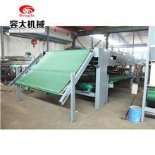 多功能铺网机 现货厂家 铺网机梳棉机 环保无污染 棉胎铺网机
