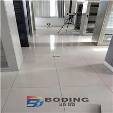 国标PVC防静电地板活动网络架空地板全钢机房防静电地板厂家