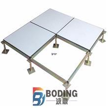全钢防静电地板600*600机房抗静电高架空活动地板厂家批发